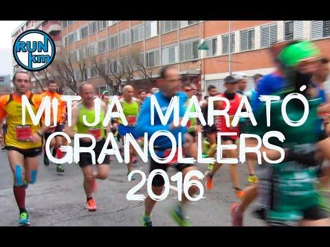 Mitja Marató Granollers 2016