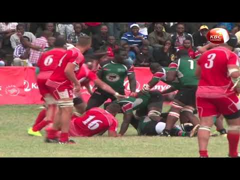 Ian Snook unveiled as the new head coach of Kenya 15's Rugby team