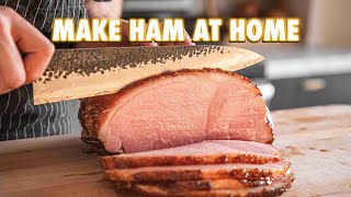 Make Your Own Holiday Ham From Scratch