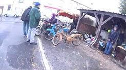 Journée du cyclo à Treignat 2018 : La bourse.