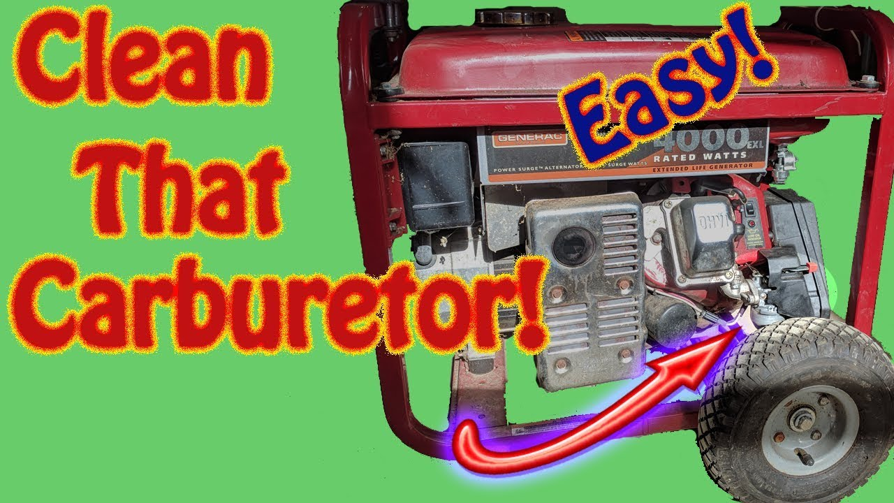 Nikki Carburetor Identification 0c1535asrv Diagram 50 Wiring Briggs Stratton Http Www Searspartsdirect Maxresdefault How To Clean A Generac And