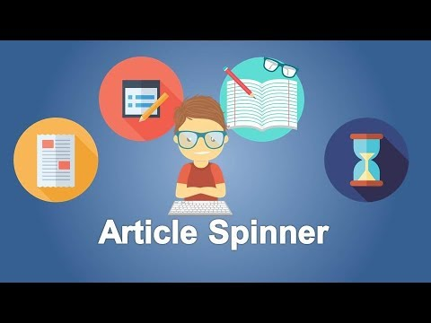 Article Spinner The Best Tool   Word Spinner - Paraphrase Tool