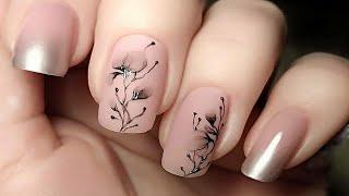Непревзойденный Нюдовый маникюр Модные фото Идеи Nude manicure Nail design