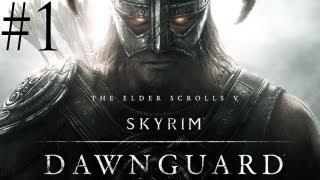 The Elder Scrolls V: Skyrim - Walkthrough - Dawnguard DLC - Part 1 - Bugged Map