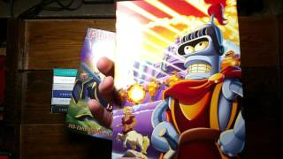 Futurama The Complete Series box set overview