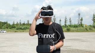 Parrot Bebop2+FPV 사용방법
