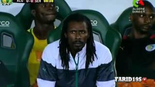 المقابلة كاملة : الجزائر 1-0 السنغال Algeria 1-0 Senegal