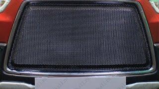 Защита радиатора Premium MITSUBISHI ASX I 2010-2012г.в. () - strelka11.ru