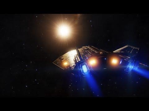 Elite: Dangerous Beyond - Тайны галактики!