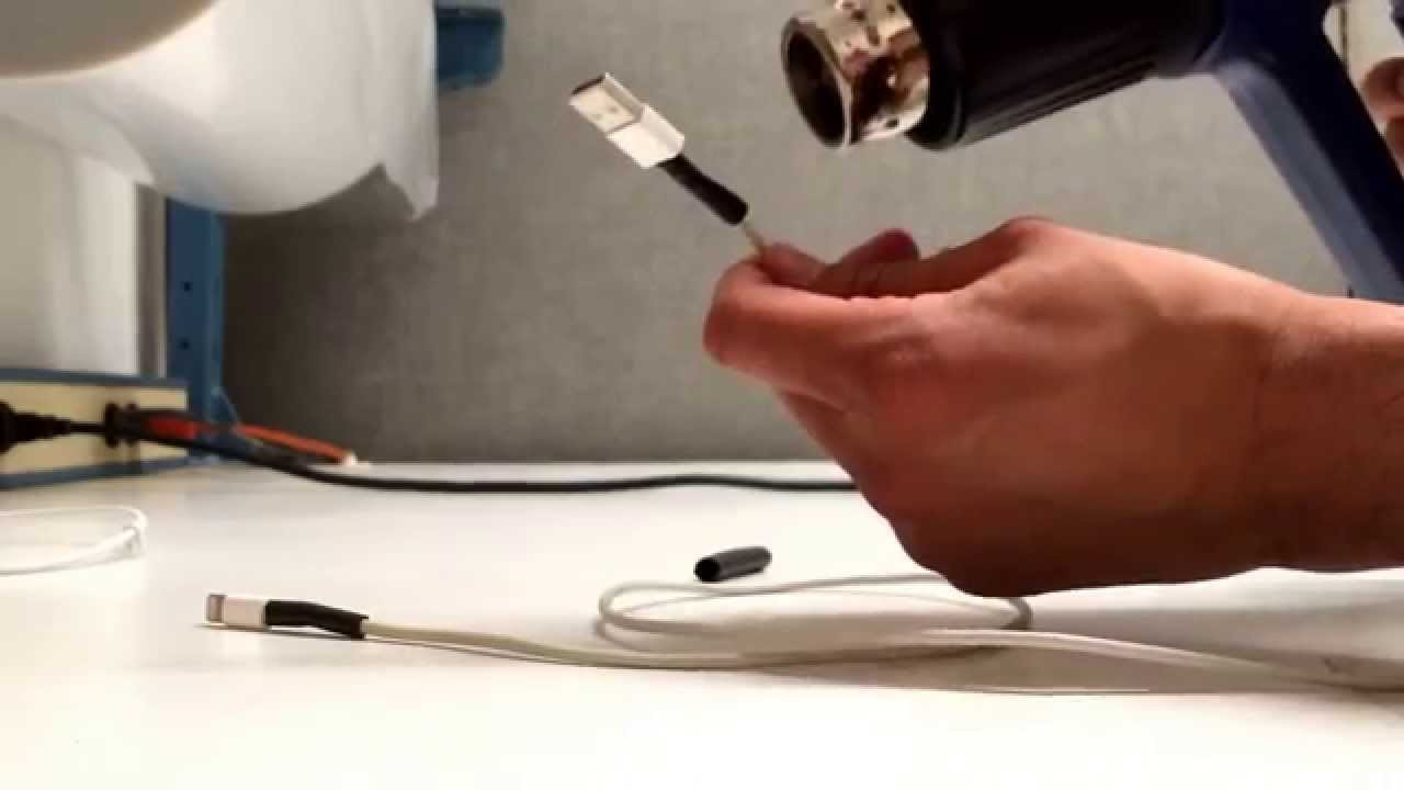 Diy Tutorial How To Prevent Your Iphone Charger From