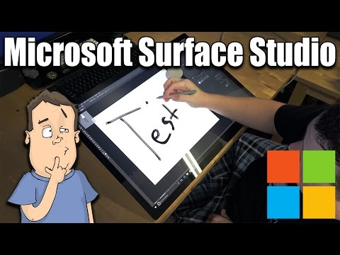 Why you shouldn't buy a MICROSOFT Surface Studio!