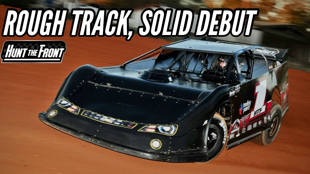 In the Hunt on a Rough Track! Jesse's Capital Debut at Southern Raceway