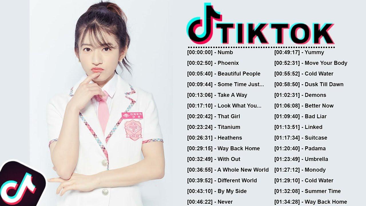 【TikTok】 よく使われる曲集 2020年08月   《超高音質》人気曲☆EDM R&B POP 洋楽】《超高音質》2020/08