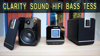 Polytron XL1020 Subwoofer Hifi Clarity Export Thailand Bass Test Active Speaker Sound Indonesia