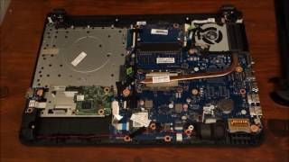 best 200 laptop hp 14 an013nr with amd e2 opened up hardware shown