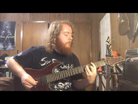 Halsey - Gasoline (Metal Cover by Jordan Guthrie)