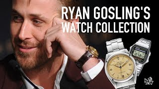 Ryan Gosling's Rolex & Casio Watch Collection: How He Gets It Right!