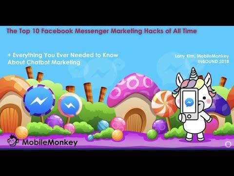 Top 10 Facebook Messenger Marketing Hacks of All Time | Inc com