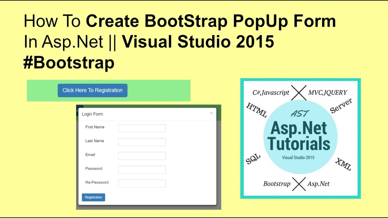 How to create bootstrap popup form in asp visual studio how to create bootstrap popup form in asp visual studio 2015 bootstrap falaconquin