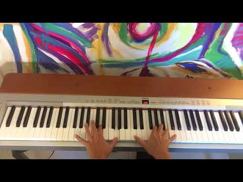 A Time of Wonder (by Alexis Ffrench) piano cover