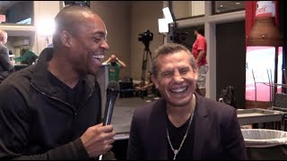 EXCLUSIVE Julio Cesar Chavez: Canelo is My HEIR but GGG Might Be My SON!