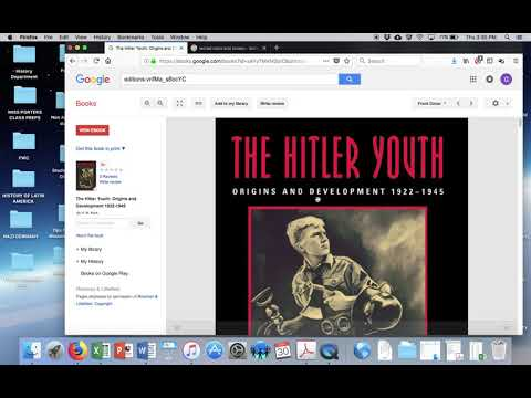 Using Google Books to make a book searchable