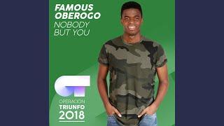 Nobody But You (Operación Triunfo 2018)