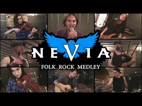 Folk Rock Medley: Bagpipe, Violin, Whistle (Nevia Demo 2017)