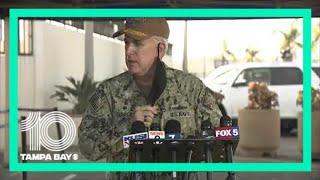#BREAKING | News conference on USS Bonhomme Richard fire