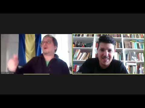 #BorgesPalooza: conversación sobre Borges entre Daniel Mecca y Martín Kohan