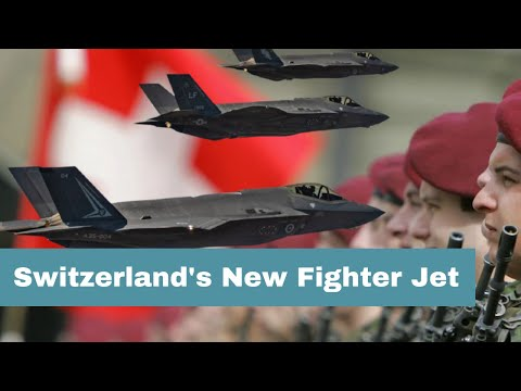 F-35 Kills the Competition to Become Switzerland's New Fighter Jet