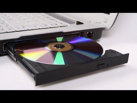 Компьютер не видит DVD привод Windows 7