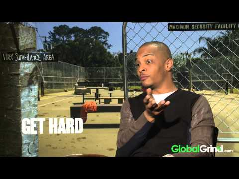 TI Explains Why He's Making ATL 2, Get Hard & Racism