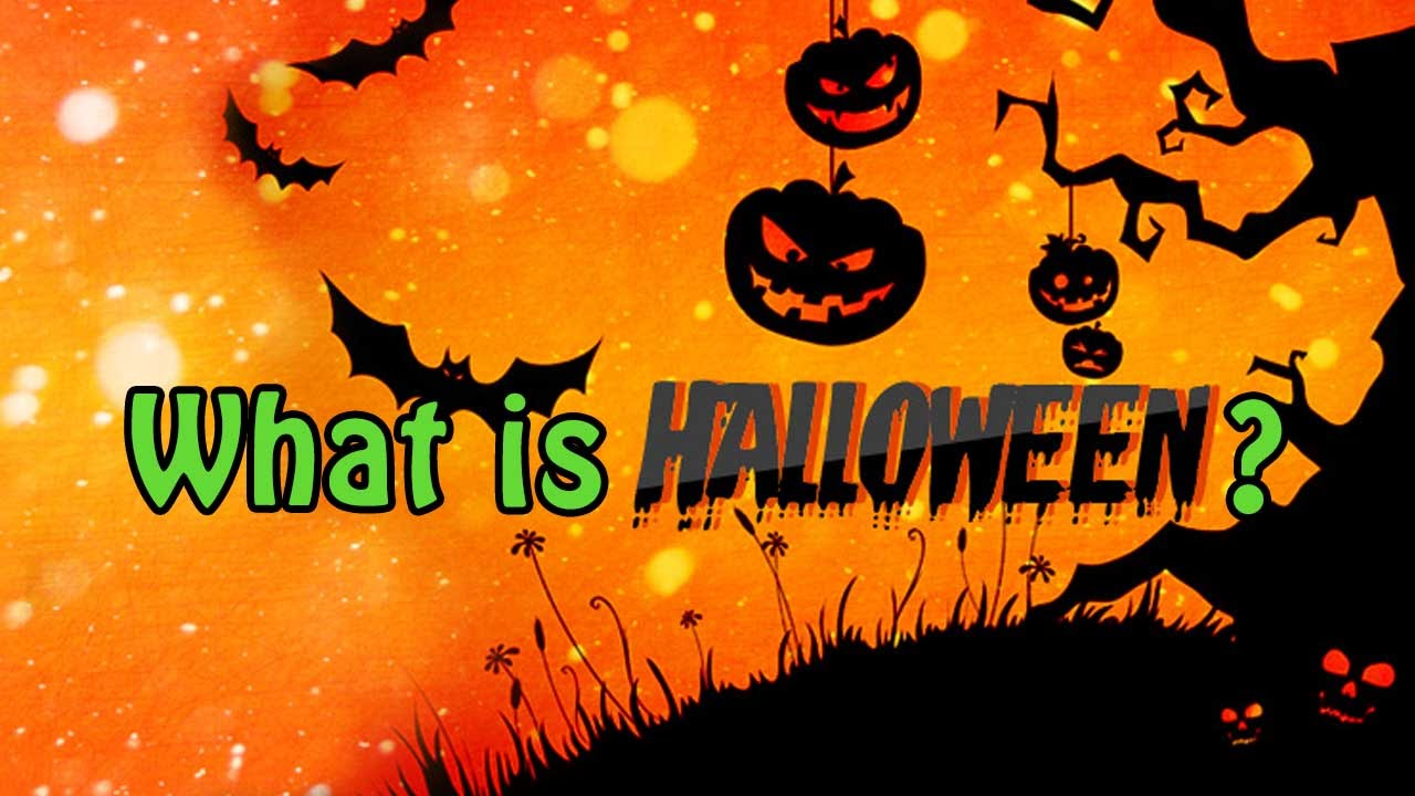 What is Halloween? - YouTube