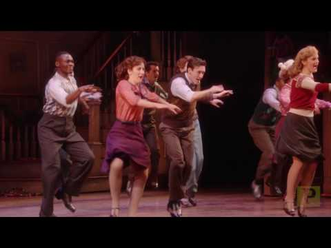 """See Highlights From """"Holiday Inn"""" on Broadway"""