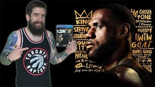 Game Unboxing - NBA 2K19 (20th Anniverary Edition, PS4) | DanQ8000