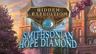 Hidden Expedition 6: Smithsonian Hope Diamond Gameplay | HD 720p