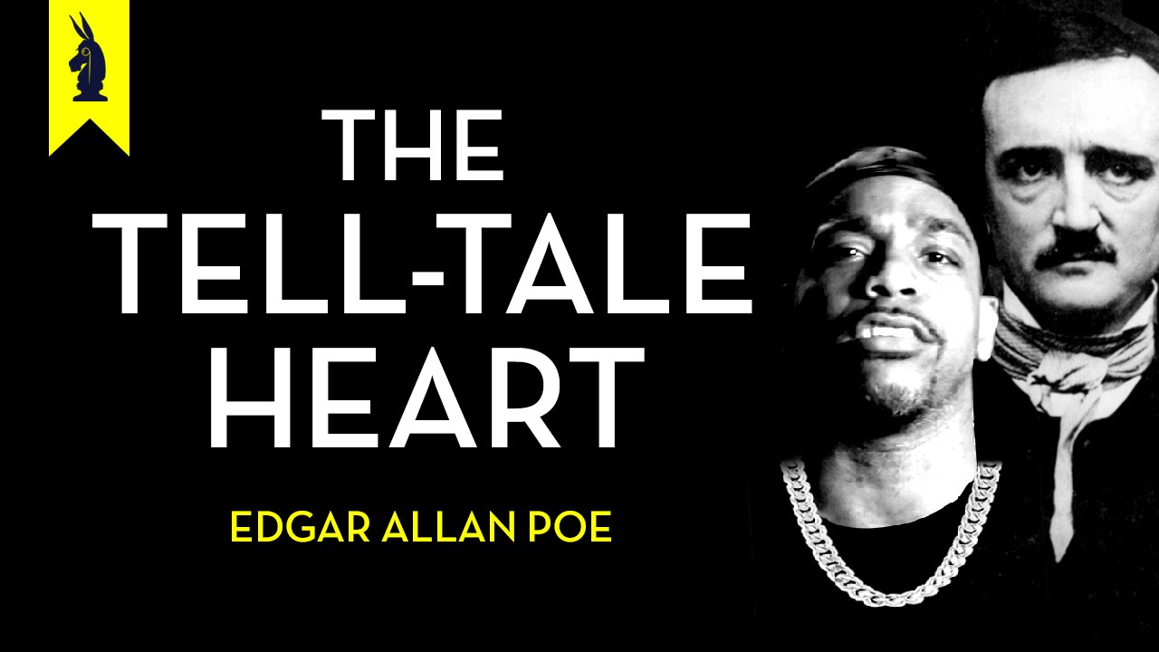 The Tell Tale Heart Thug Notes Summary And Analysis Youtube