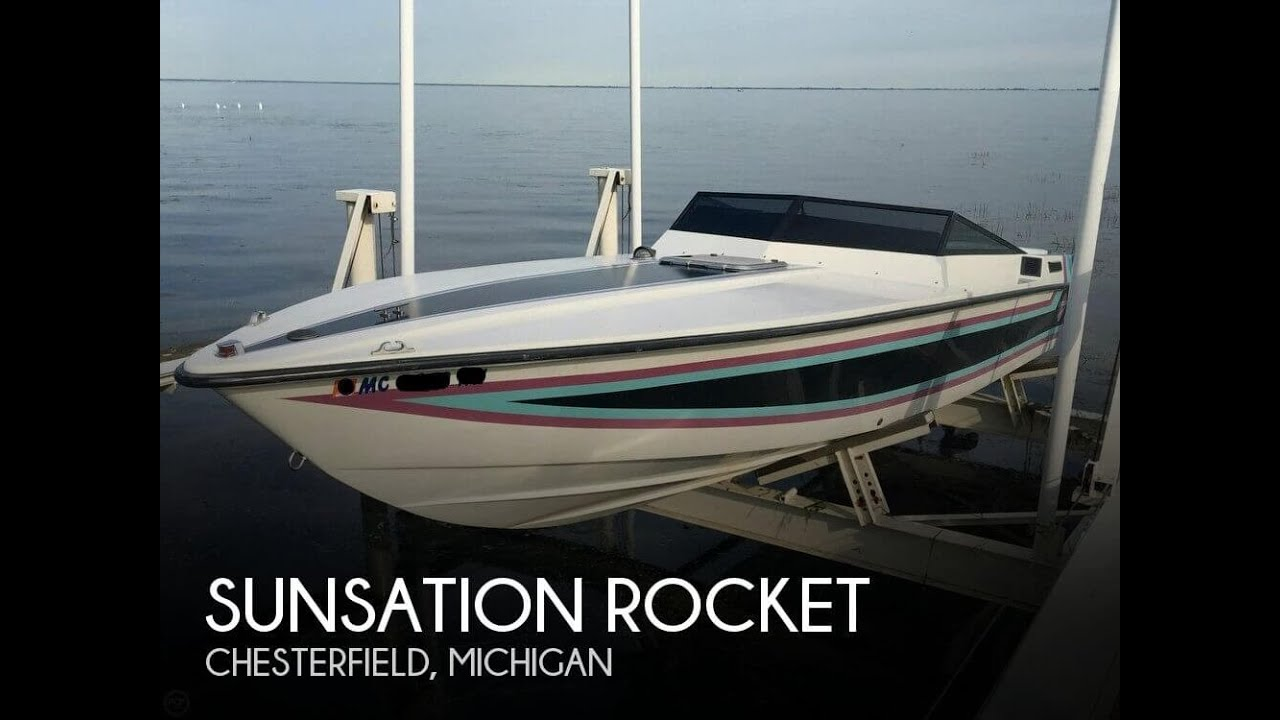 [SOLD] Used 1990 Sunsation Rocket in Chesterfield, Michigan