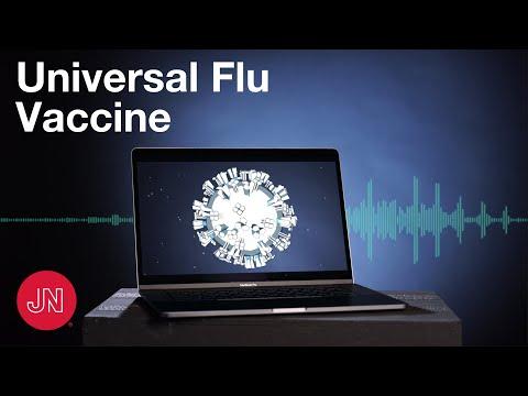 Could A Universal Flu Vaccine Replace The Seasonal Flu Shot?