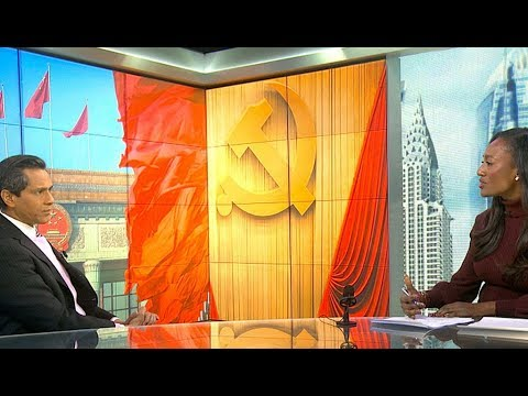 Sourabh Gupta discusses China's shift to high quality economic growth