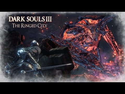 Dark Souls 3 - The Ringed City за 52 минуты [Нарезка]
