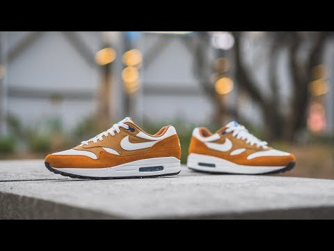"Review & On-Feet: Atmos x Nike Air Max 1 Premium ""Curry"""