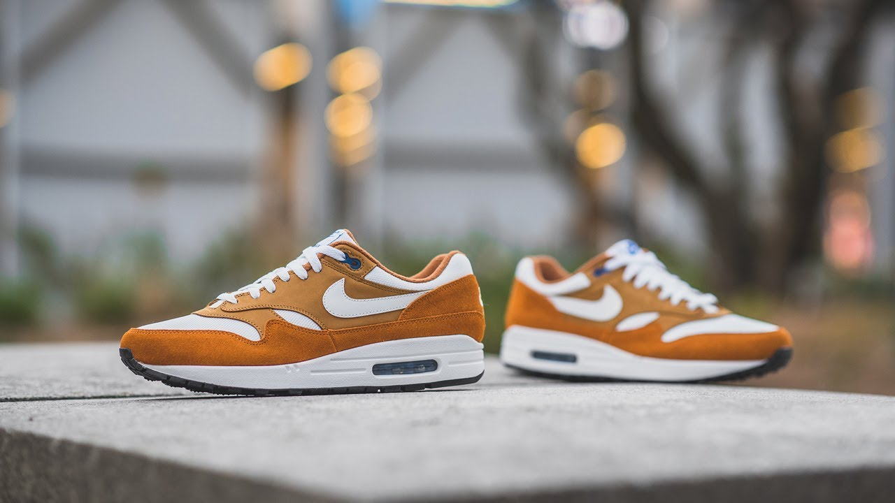 promo code cf172 34756 Review   On-Feet  Atmos x Nike Air Max 1 Premium