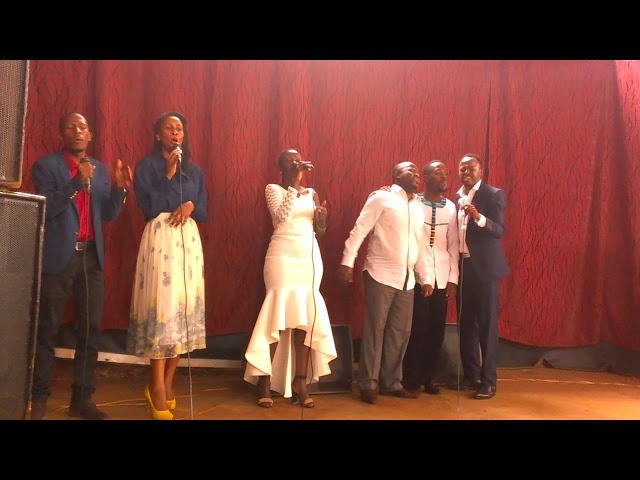 True Revival Center Church Worshipers