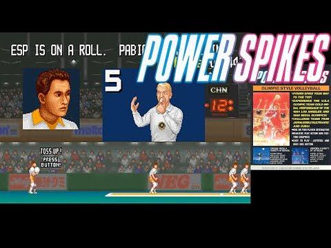 Power Spikes - 1CC / 파워 스파이크
