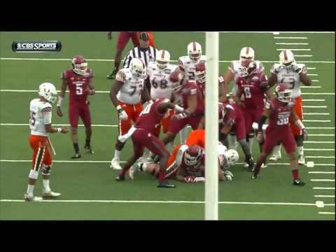 Hyundai Sun Bowl 2015: Miami vs Washington State Full'ish Game 1080p60