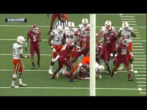 Hyundai Sun Bowl 2015: Miami vs Washington State Full