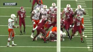 Hyundai Sun Bowl 2015: Miami vs Washington State Full