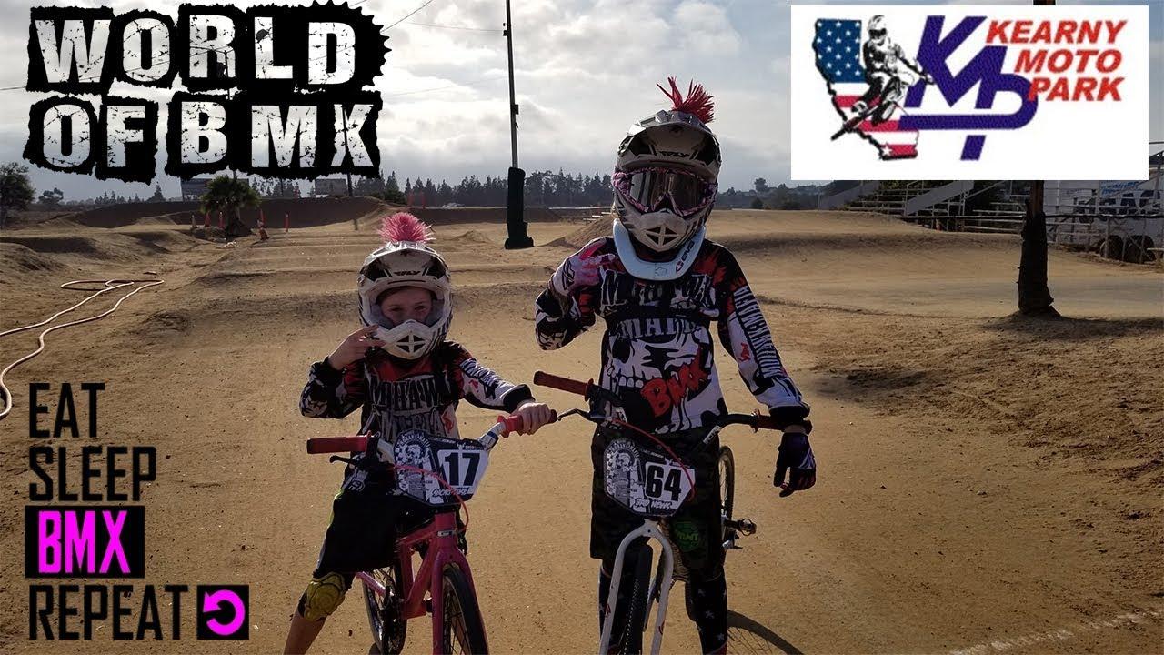 Kearny Moto Park BMX
